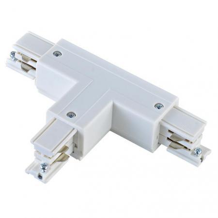 T-образный токоподвод правый 1 Donolux DL000210TRT1 токоподвод правый donolux dl000218rt