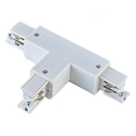 T-образный токоподвод правый 2 Donolux DL000210TRT2 токоподвод правый donolux dl000218rt