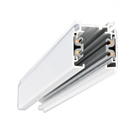 Трёхфазный шинопровод накладной/подвесной Donolux 2м белый DL0201102 трёхфазный шинопровод накладной подвесной donolux 2м белый dl0201182