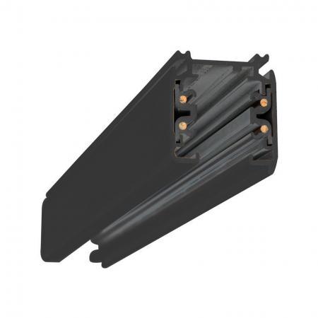 Трёхфазный шинопровод накладной/подвесной Donolux 3м черный DL0201183 трёхфазный шинопровод накладной подвесной donolux 2м белый dl0201182