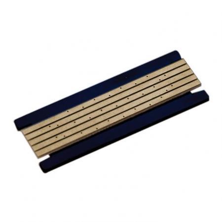 Фото - Плата для магнитного шинопровода декоративная Donolux Short Plate DLM/X Black мышь delux dlm 110oub black