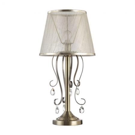 Настольная лампа Freya Simone FR2020-TL-01-BZ настольная лампа freya simone fr2020 tl 01 ch