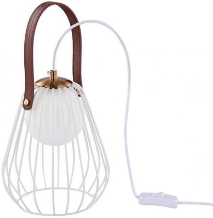 Настольная лампа Maytoni Indiana MOD544TL-01W настольная лампа декоративная maytoni indiana mod544tl 01b