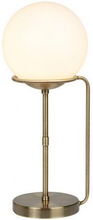 Настольная лампа Arte Lamp Bergamo A2990LT-1AB arte lamp a2990lt 1cc