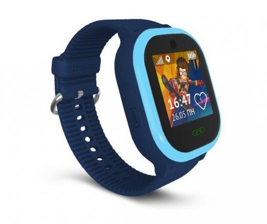 Смарт-часы Knopka Aimoto Ocean синий 9200101 кнопка жизни aimoto ocean light blue умные часы