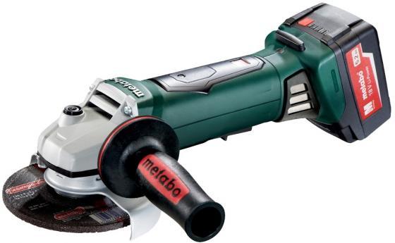 Углошлифовальная машина Metabo WB 18 LTX BL 125 Quick 125 мм цена
