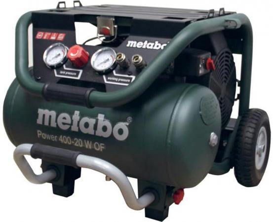 Компрессор Metabo Power 400-20 W OF 2.2кВт компрессор metabo power 25010 w of 601544000