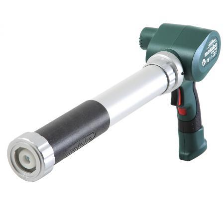Аккумуляторный пистолет для герметика Metabo KPA 10.8 600 (602117850) пистолет для герметика metabo powermaxx kp 1х4 0 ач