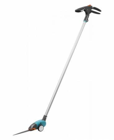 Ножницы GARDENA 12100-20.000.00 для травы поворотные comfort с телескопической рукояткой цена