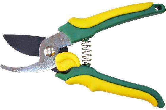 Секатор WIPRO 07-214 плоскостной рез 20мм идеален для маленькой руки. прививочный нож wipro 07 001