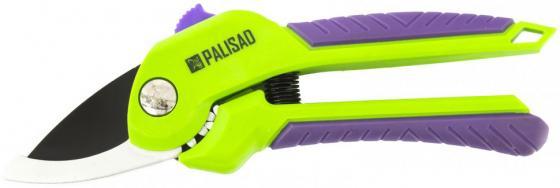 Секатор PALISAD 60532 210мм с прямым резом шестерен привод 2комп.ручки все цены