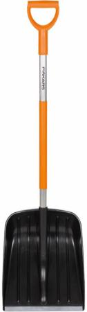 Лопата FISKARS 141001 для уборки снега облегчённая fiskars для уборки снега 143001