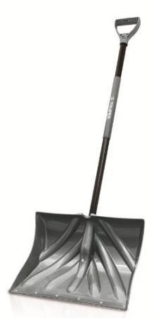 Лопата TRUPER PSC-B-WS 33814 для снега пластиковый ковш с металлической кромкой ширина ковша 45см. совковая лопата truper pcl fv 32403