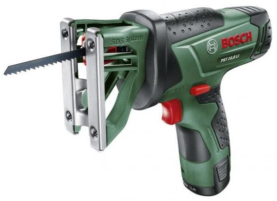 Лобзик BOSCH Bosch EasySaw 12 (0.603.3B4.004) Li-Ion 10.8. SDS. LED. Power for ALL bosch waw28740oe