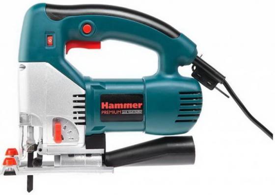 Лобзик HAMMER LZK700C PREMIUM 700Вт 0-3000ход/мин 100мм-дер 10мм-мет маятн., кейс набор лобзик hammer lzk1000le ab120le zu120le