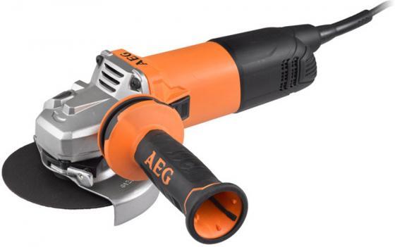 Углошлифовальная машина AEG WS 10-125 125 мм 1000 Вт угловая шлифмашина aeg ws 10 125