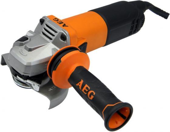Углошлифовальная машина AEG WS13-125XE 125 мм 1300 Вт