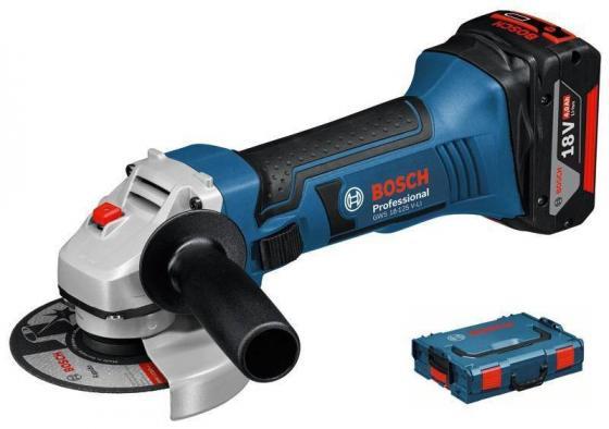 Углошлифовальная машина Bosch GWS 18 V-LI 125 мм