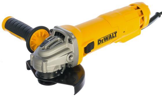 Углошлифовальная машина DeWalt DWE4205-KS 125 мм 1010 Вт цены онлайн