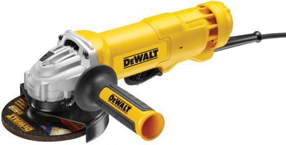 Углошлифовальная машина DeWalt DWE4227-QS 125 мм 1200 Вт