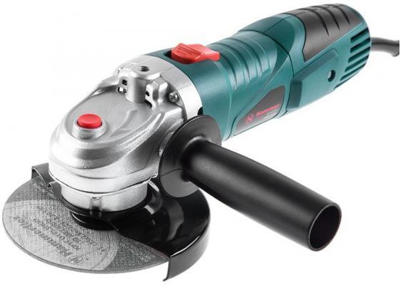 Углошлифовальная машина Hammer USM650B PREMIUM 125 мм 650 Вт углошлифовальная машина hammer flex usm600a 125 мм 600 вт 159 016