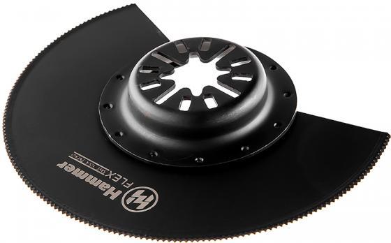 Полотно пильное для МФИ Hammer Flex 220-030 MF-AC 030 сегм.диск, выпукл, 88мм, металл
