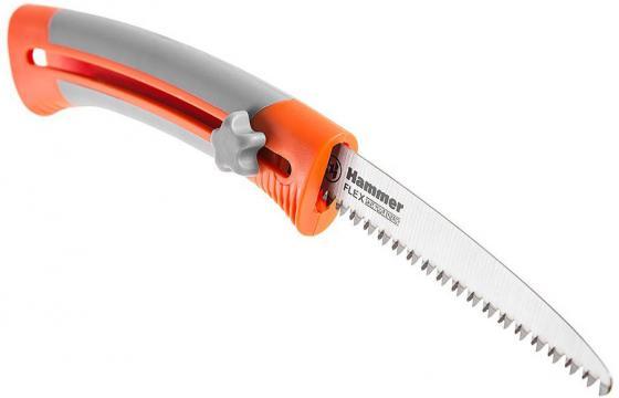 Пила Hammer Flex 236-003 садовая выдвижная по дереву 350мм/160мм пила hammer crp750a flex