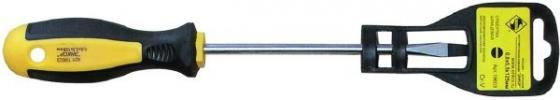 все цены на Отвертка ЭНКОР 19550 шлиц 0.6х3.0х75мм онлайн