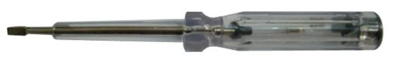 Отвертка индикаторная BIBER 85556 SL 3х140мм плоскогубцы biber 80863