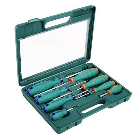 Набор отверток JONNESWAY D71PP08S 8 предметов набор отверток fit 8 предметов 56042