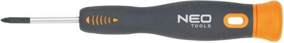 цена на Отвертка NEO 04-085 крестовая прецизионная PH00x40мм CrMo