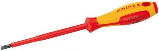 Отвертка KNIPEX 98 20 35 для винтов с шлицевой головкой отвертка для винтов torx knipex kn 982625