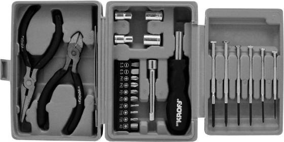 Набор отверток и ручного инструмента KROFT 202701 25шт.