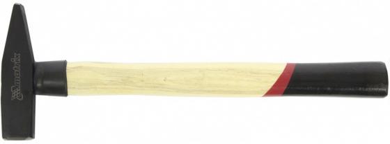 Молоток MATRIX 10230 слесарный 400г квадратный боек деревянная рукоятка слесарный молоток matrix 10230