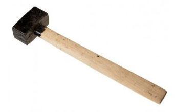 Кувалда NN МИ 10987 9000г литая головка деревянная рукоятка коса nn ми 63555
