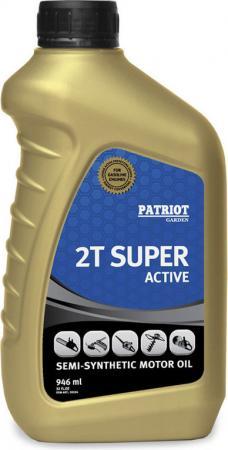 Полусинтетическое моторное масло Patriot 850030596 0W30 0.946 л
