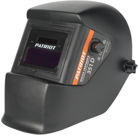 Маска сварщика PATRIOT 351D в уп. 32 шт маска сварщика patriot хамелион 400s