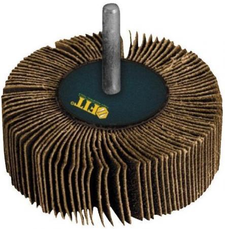 Круг Лепестковый Радиальный (КЛ) FIT 39562 для дрели 60 х 20 х 6мм ( р40 )