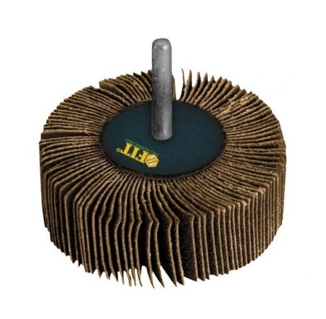 Круг Лепестковый Радиальный (КЛ) FIT 39593 для дрели 80 х 30 х 6мм ( р60 )