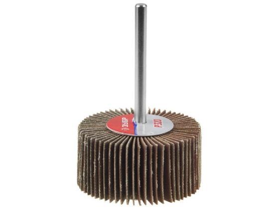 Шарошка ЗУБР 36601-080 МАСТЕР зерно-электрокорунд нормальный P80 20х50мм КЛТ