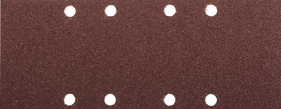 Лист шлифовальный ЗУБР 35591-080 МАСТЕР на зажимах 8отверстий по краю для ПШМ P80 93х230мм 5шт. лист шлифовальный интерскол для пшм 32 130 85 55x140мм к100 5шт 2085714010001