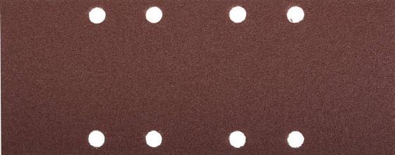 Лист шлифовальный ЗУБР 35591-120 МАСТЕР на зажимах 8отверстий по краю для ПШМ P120 93х230мм 5шт. лист шлифовальный зубр 35591 180
