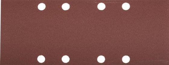 Лист шлифовальный ЗУБР 35591-180 МАСТЕР на зажимах 8отверстий по краю для ПШМ P180 93х230мм 5шт. лист шлифовальный интерскол для пшм 32 130 85 55x140мм к100 5шт 2085714010001
