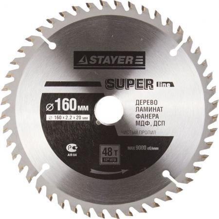 Круг пильный твердосплавный STAYER MASTER 3682-160-20-48 super-line по дереву 160х20мм 48T new original 28point npn input 20point transistor output xc2 48t e plc dc24v cable