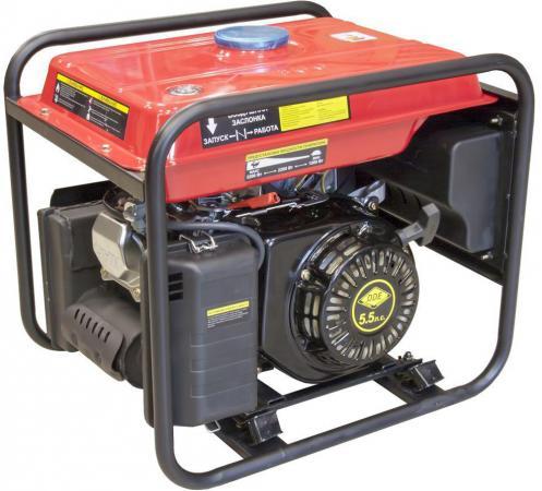Генератор бензиновый инверторного типа DDE GG3300Zi однофазн, 3,2 кВт (т/бак 9 л, ручн/ст, 35кг) сварочный генератор dde ddw190ae