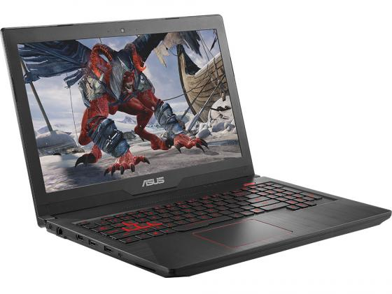 Ноутбук ASUS FX503VD-E4234T 15.6 1920x1080 Intel Core i5-7300HQ 1 Tb 8Gb nVidia GeForce GTX 1050 2048 Мб черный Windows 10 Home 90NR0GN1-M04530 ноутбук msi gl72m 7rdx 1488ru 17 3 1920x1080 intel core i5 7300hq 1 tb 128 gb 8gb nvidia geforce gtx 1050 2048 мб черный windows 10 home 9s7 1799e5 1488