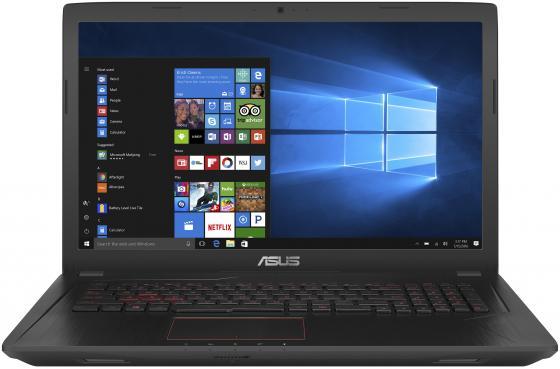 Ноутбук Asus FX553VD-E41200 (90NB0DW4-M19310) i5-7300HQ (2.5) / 8Gb / 1Tb / 15.6 FHD / GeForce GTX1050 2Gb / Endless / Black ноутбук asus pu450 pu450c pu451e4200ld sl 84ndby3b i5