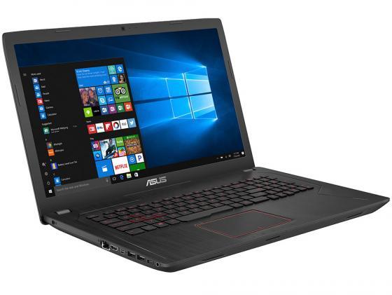 Ноутбук ASUS FX553VE-DM473 15.6 1920x1080 Intel Core i5-7300HQ 1 Tb 128 Gb 12Gb nVidia GeForce GTX 1050Ti 2048 Мб черный DOS 90NB0DX4-M07080 ноутбук asus fx553ve dm347t 90nb0dx4 m05000