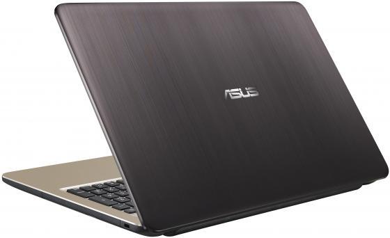 """Ноутбук ASUS X540YA-DM686D 15.6"""" 1920x1080 AMD E-E1-6010 128 Gb 4Gb AMD Radeon R2 черный DOS (90NB0CN1-M10340) ноутбук lenovo ideapad g5045 e1 6010 2gb 250gb amd radeon r2 15 6 черный"""