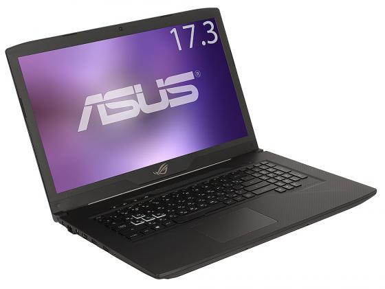 Ноутбук ASUS GL703VM-EE251T 17.3 1920x1080 Intel Core i7-7700HQ 1 Tb 16Gb nVidia GeForce GTX 1060 6144 Мб черный Windows 10 Home 90NB0GL1-M04080 ноутбук acer predator triton 700 pt715 51 78su 15 6 1920x1080 intel core i7 7700hq nh q2ker 003